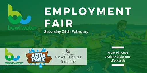 Bewl Water Employment Fair