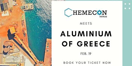 Chemecon Patras goes to Aluminium of Greece