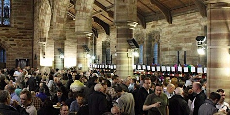Waterloo Beer Festival, Old Christ Church - April 2020