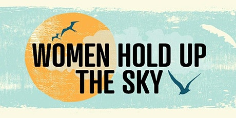 Swedish launch: Women Hold Up The Sky tickets