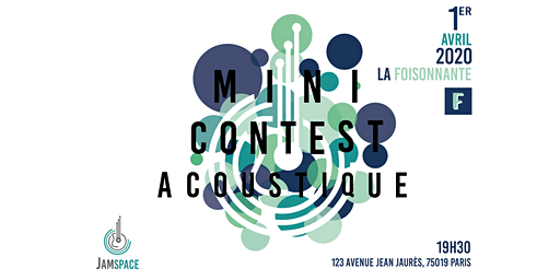 Mini-contest acoustique #7