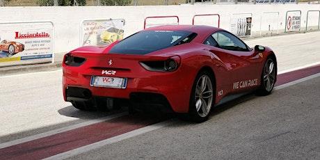 Guida una Ferrari o una Lamborghini all'Autodromo Valle dei Templi [AG] tickets