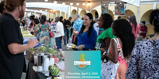 TASTE OF ST. CROIX 2020 : 20 YEARS LATER
