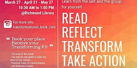 Read . Reflect . Transform . Take Action tickets
