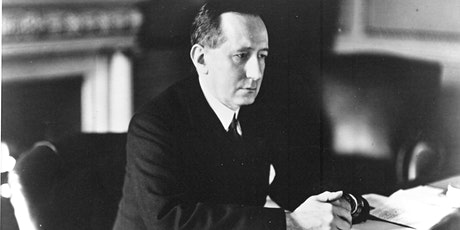 A World without Marconi - Talk by Alan Hartley-Smith tickets