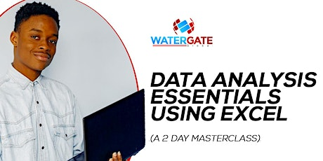 DATA ANALYSIS ESSENTIALS USING EXCEL (2 DAYS) tickets