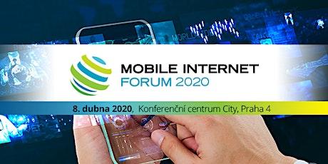 Konference Mobile Internet Forum 2020 tickets