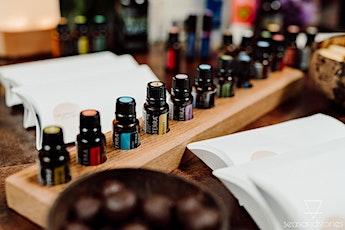 Introductie Masterclass Essentiële Oliën inclusief Aromatouch handmassage tickets