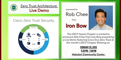 February Meeting - Iron Bow tickets