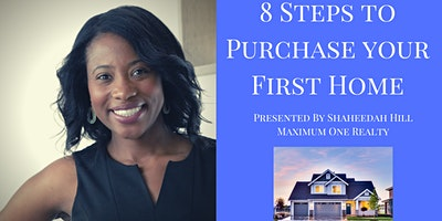 Buying Your First House -  Step by Step Workshop