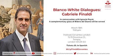 Blanco-White Dialogues: Gabriele Finaldi tickets
