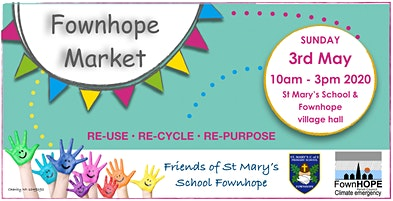 Fownhope Market and St. Marys school summer fete