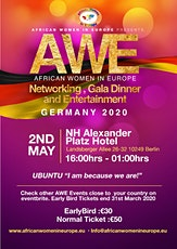 African Women in Europe Germany Networking Event tickets