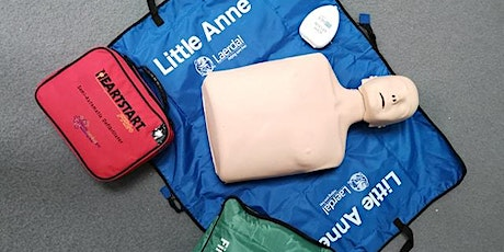First Aid - EMERGENCY LIFE SUPPORT - Basic tickets