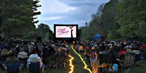 Dirty Dancing - Outdoor Cinema Experience at Chippenham Park Gardens,Ely, Newmarket