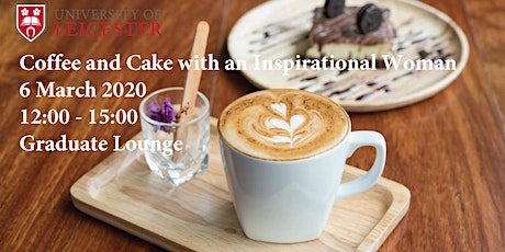Coffee and Cake with an Inspirational Woman tickets