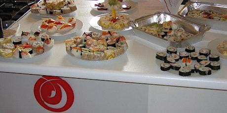 Dublin Cooking Class - Sushi Making tickets