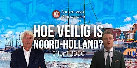 Hoe veilig is Noord-Holland tickets