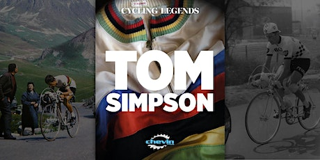 Cycling Legends 01 Tom Simpson Talk and Book Presentation tickets