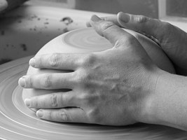Pottery - Hand Building & Throwing - Beginners Stage 1 with Alys Brooker