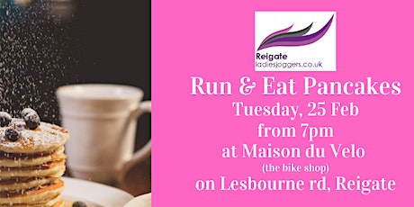 Run and Eat Pancakes!  tickets