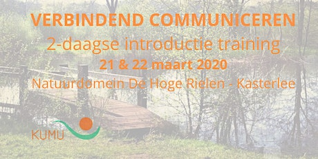 Verbindende communicatie - 2daagse basis training tickets