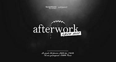 "✭ Afterwork ""Open Mic"" HEC Montréal Europe Alumni ✭"