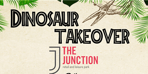 Dinosaur Takeover (Non Ticketed Event)