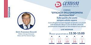 WEBINAR - Dott. Francesco Siccardi - EFFICACIA...