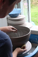 Pottery – Hand building & Throwing – Project Lead with Verran Townsend