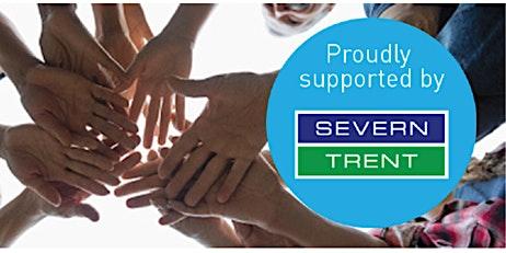 Severn Trent Community Fund Information Workshop- Coventry