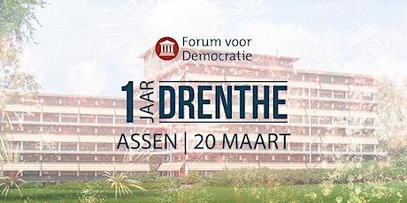 1 jaar Drenthe tickets