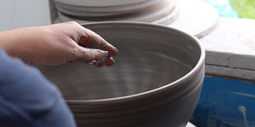 Pottery-  Hand Building & Throwing - Project Lead with Raphy Seck