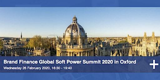 Brand Finance Global Soft Power Summit - Oxford