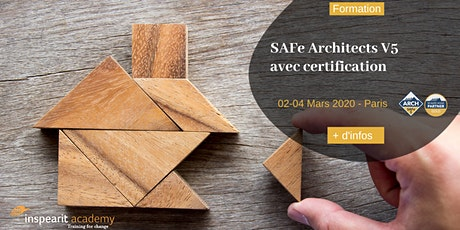 Formation  SAFe Architects tickets
