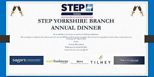 Step Yorkshire Branch  Annual Dinner