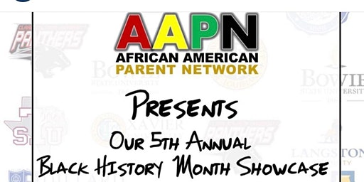 AAPN Black History Showcase