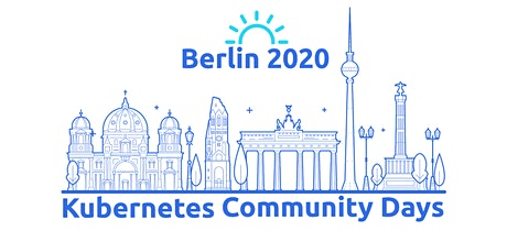Kubernetes Community Days Berlin 2020 tickets