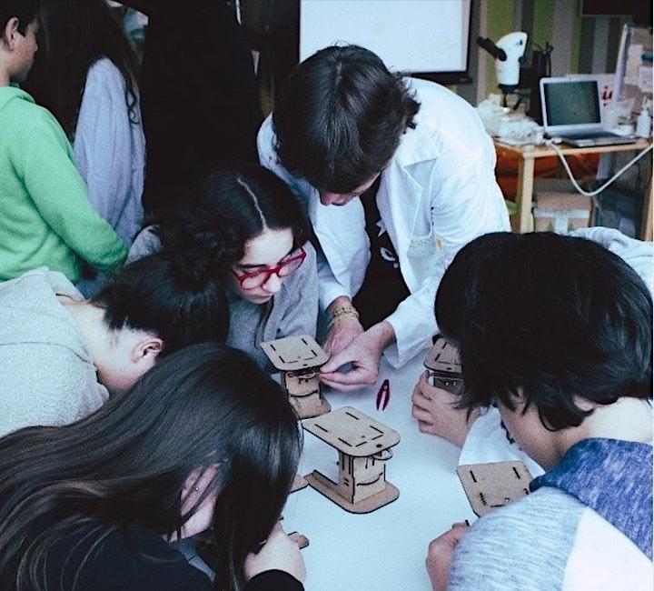 Imagen de Fabricación de un Microscopio para tu Smartphone