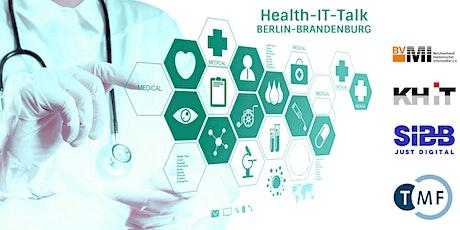 Health-IT-Talk SPECIAL: Digitalisierung im Polnischen Gesundheitswesen Tickets