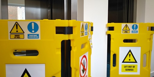 Safe Working on Lifts - Great Missenden, U.K.