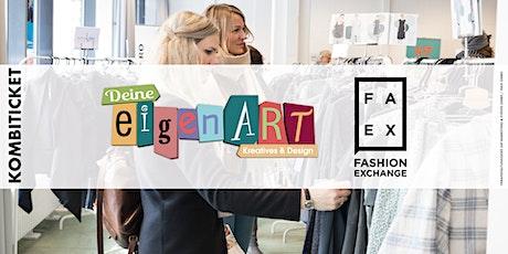 Deine eigenART & Fashion Exchange im Haus Leipzig Tickets