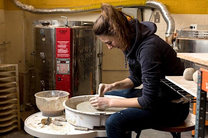 Plant pot & vases workshop- Half day - £75/p. image