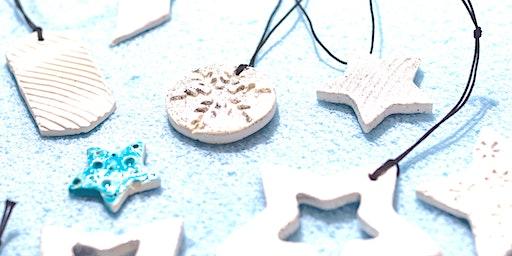 Clay Pendant Workshop