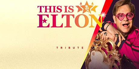 This is Elton in Berg en Dal (Gelderland) 28-11-2020 tickets