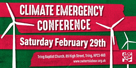 Climate Emergency Conference tickets