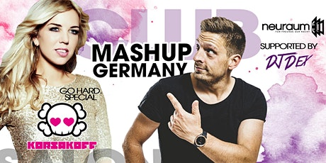 MASHUP GERMANY @ Club & KORSAKOFF @ Salon Tickets