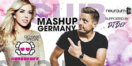 MASHUP GERMANY @ Club & KORSAKOFF @ Salon