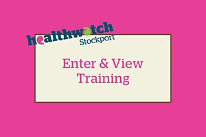 Enter and View Training 02/03/20