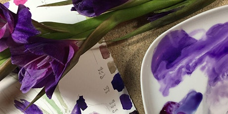 Botanical Watercolour Painting Course tickets